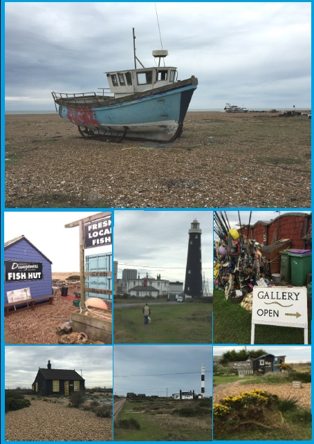 A visit to Dungeness with something for everyone