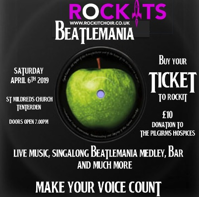 BEATLEMANIA - MAKE YOUR VOICE COUNT 3