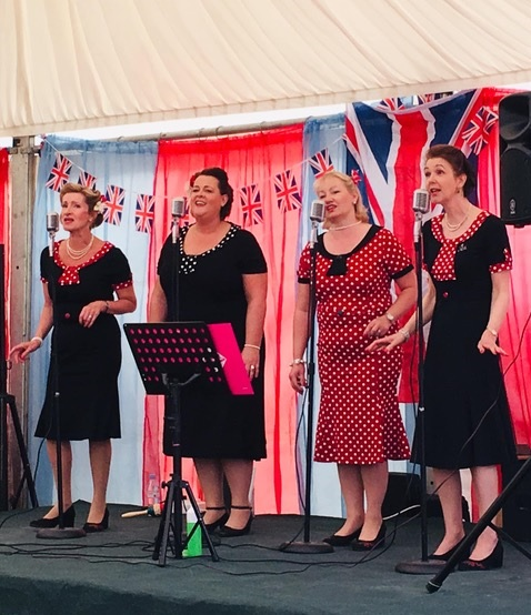 A VINTAGE 1940's CELEBRATION WEEKEND