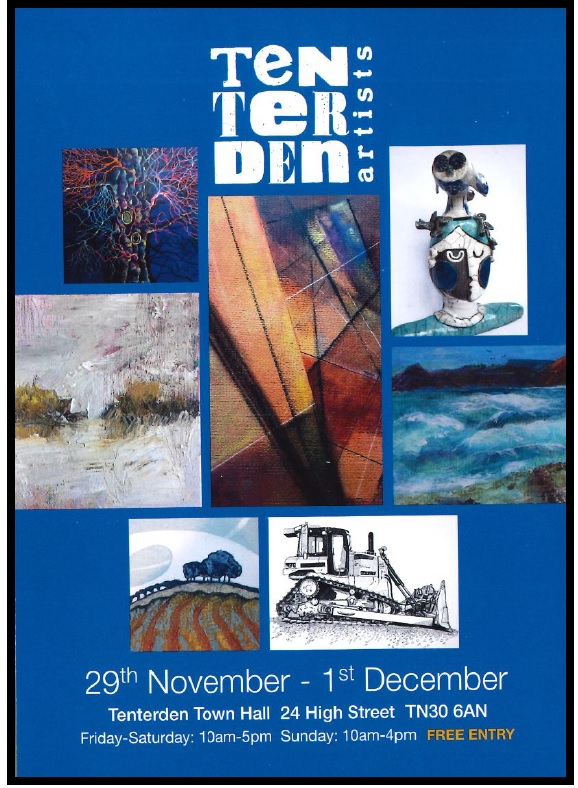 TENTERDEN ARTISTS AT THE TOWN HALL